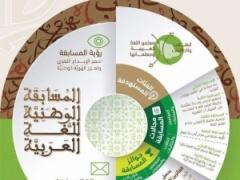 نتائج تصفيات المرحلة الثانية للمتأهلات على مستوى ادارة التعليم في المسابقة الوطنية للغة العربية ( فئة المعلمات) قسم الاشراف التربوي