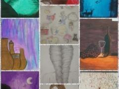 """ورشة """"المجال الفني للرسم الحر"""" ضمن فعاليات أسبوع موهبة بمكتب التعليم ببحر أبو سكينة"""