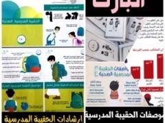 برنامج الحقيبة المدرسية المثالية بابتدائية البارك