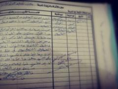 زيارة مساعدة مدير التعليم للشؤون التعليمية بمحايل لمدارس بحر أبو سكينة